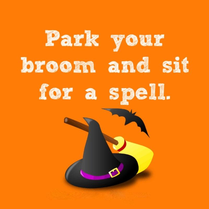 Funny Halloween Greetings