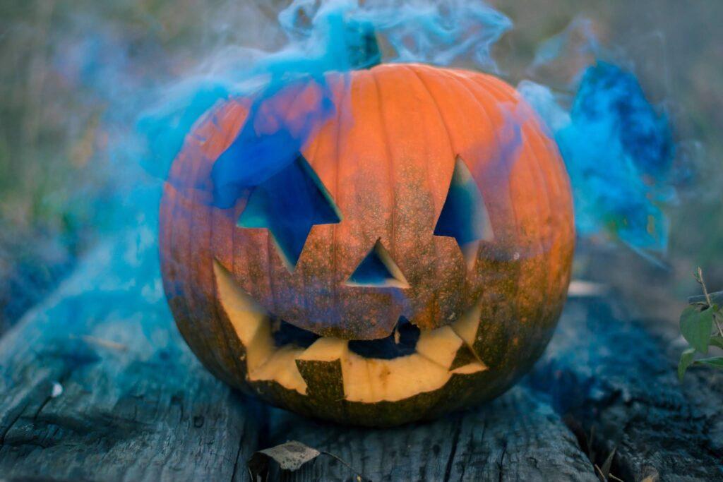 Halloween cartoon pictures of pumpkins