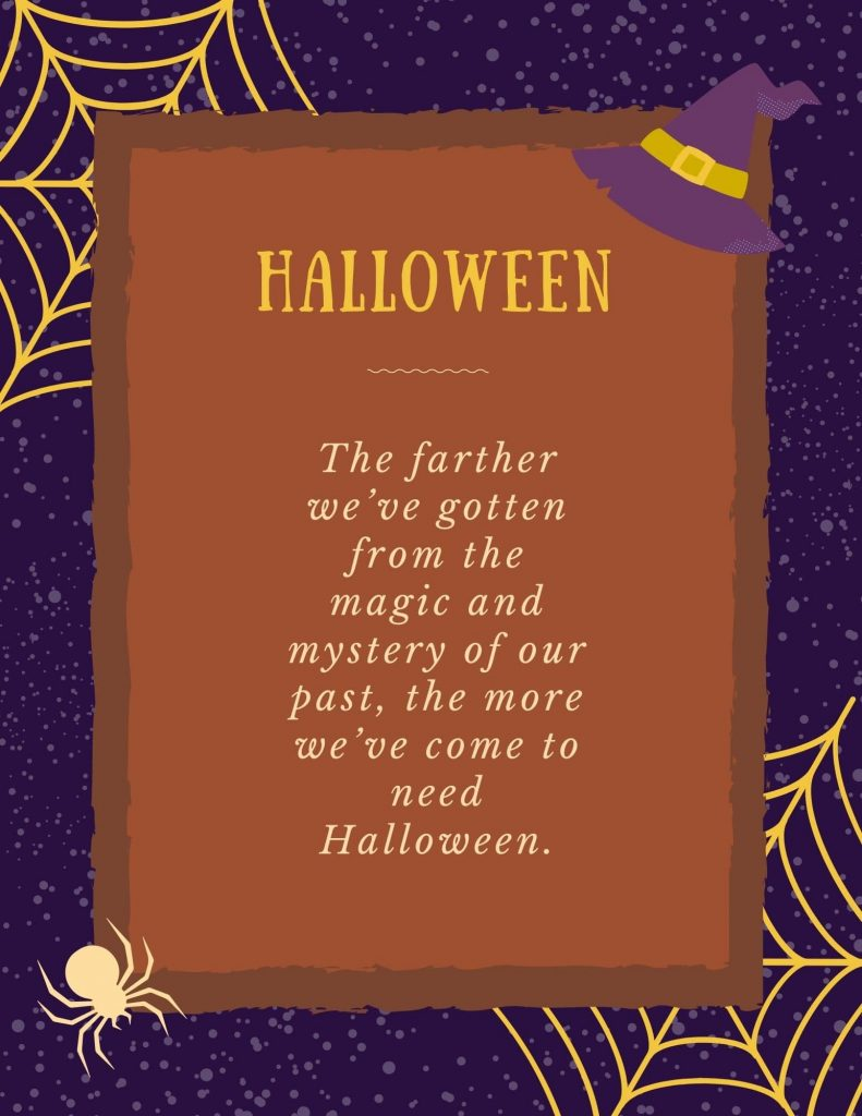 Halloween famous quotes