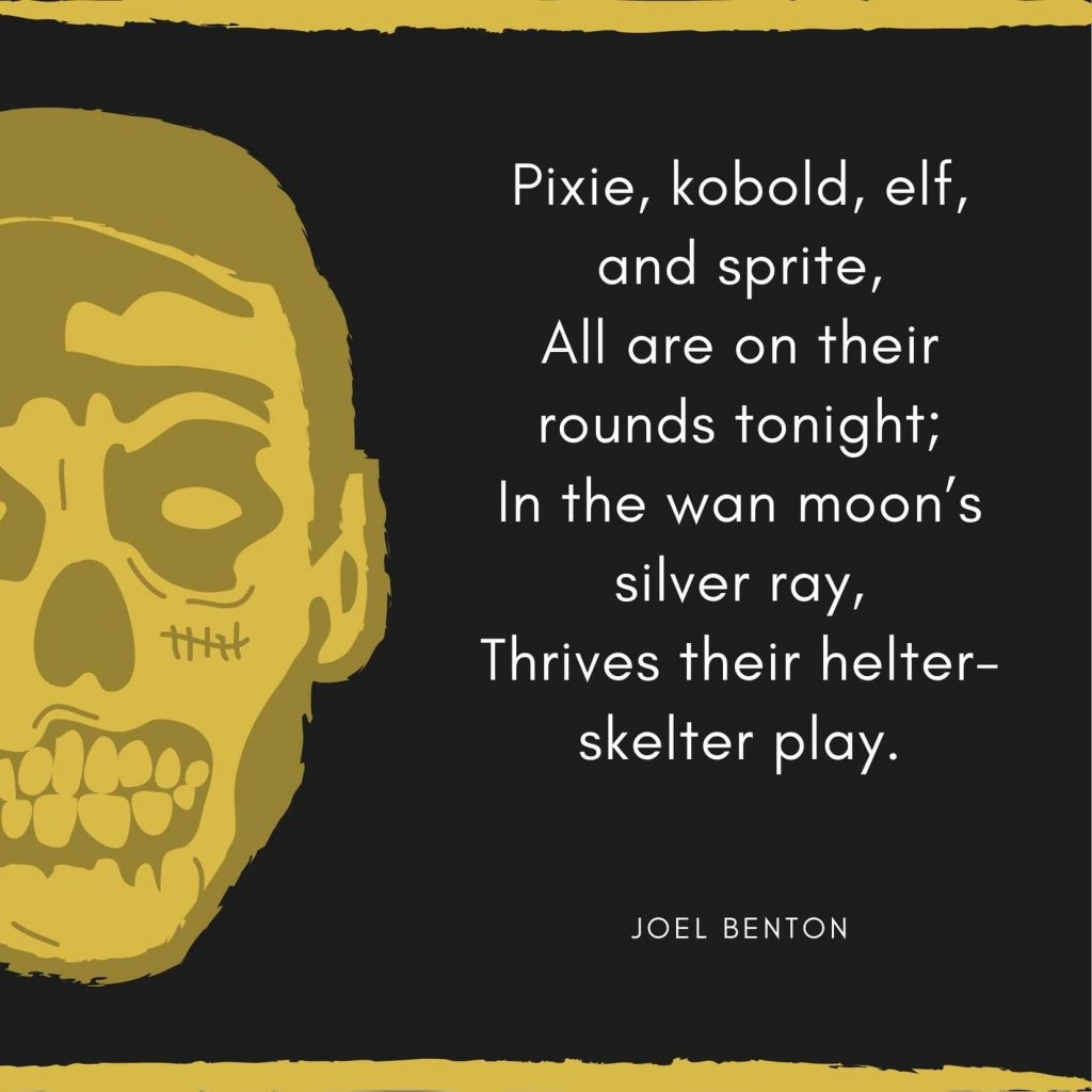 Halloween inspiration quotes