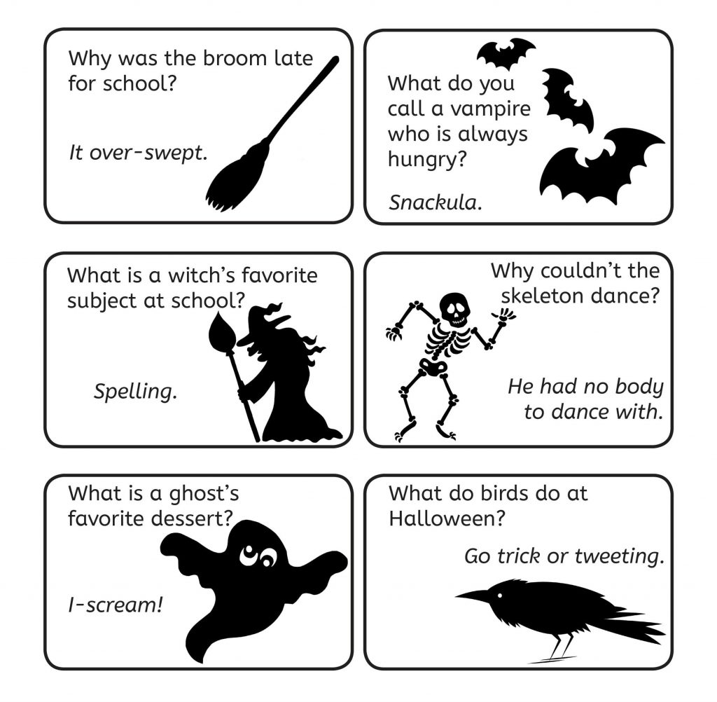 So, Many creatures in one frame, like ghosts, witches, bats, Crow, and scary Skelton.