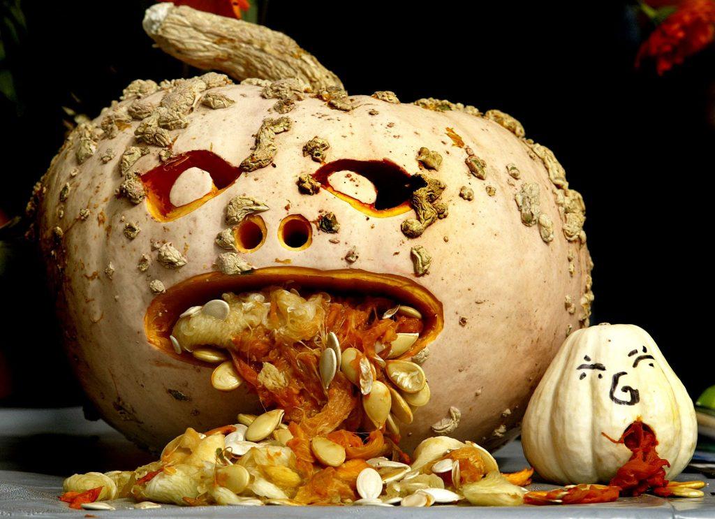 Happy Halloween Pumpkin Carving Ideas 2021