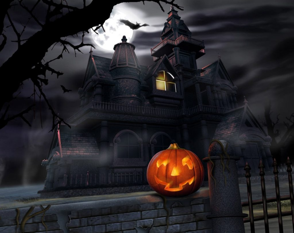 aesthetic halloween images