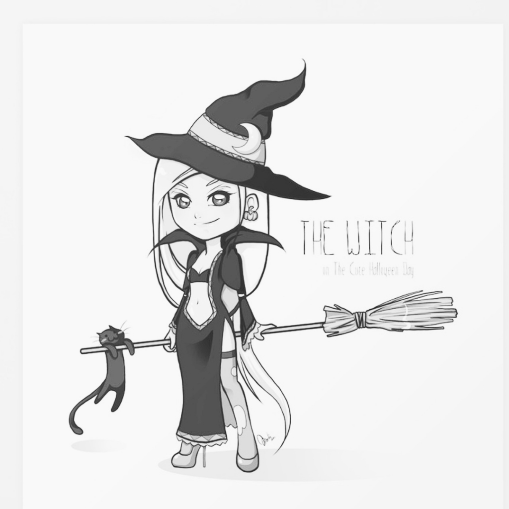 This Halloween, witches are coming to your home.