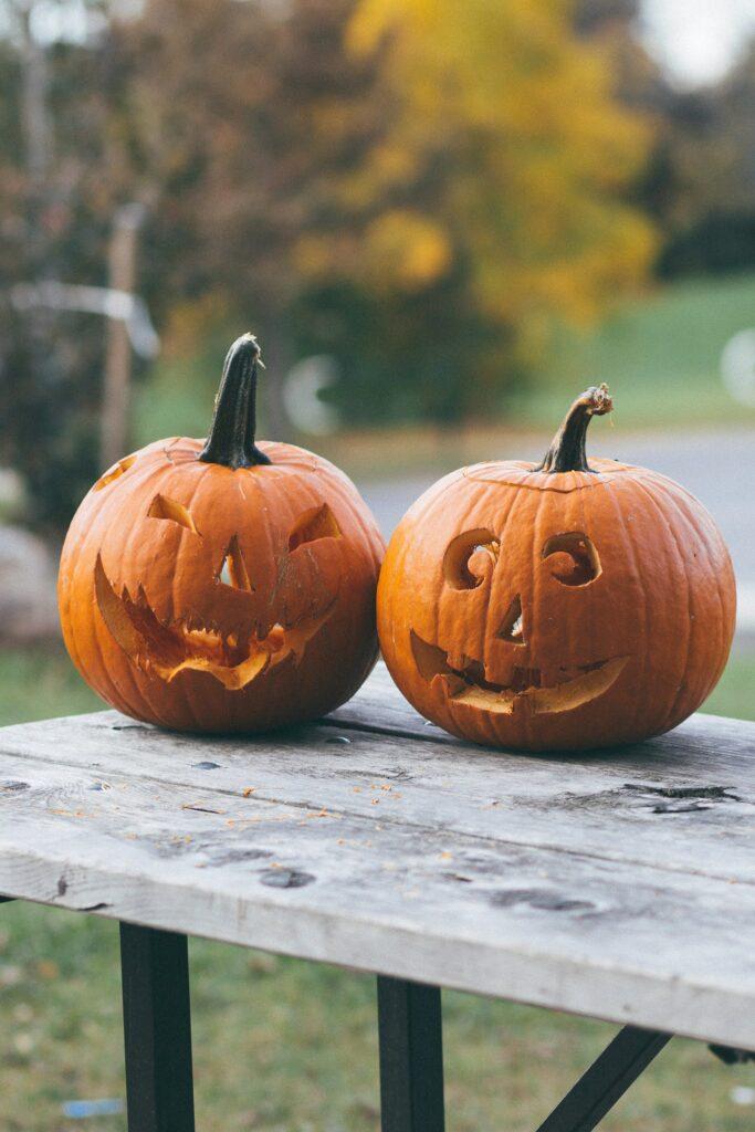 images of pumpkins for Halloween