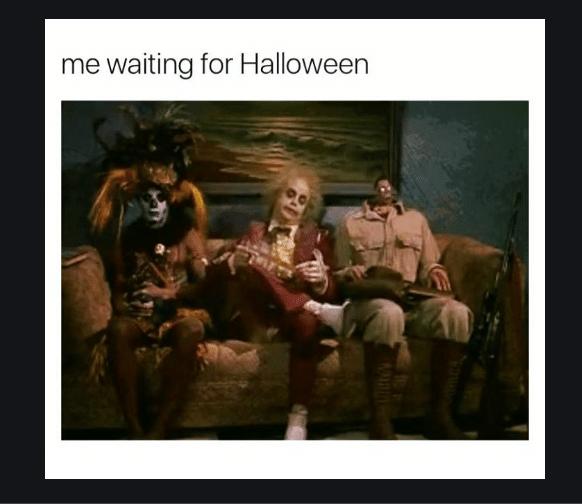 Funny Halloween Memes 2021