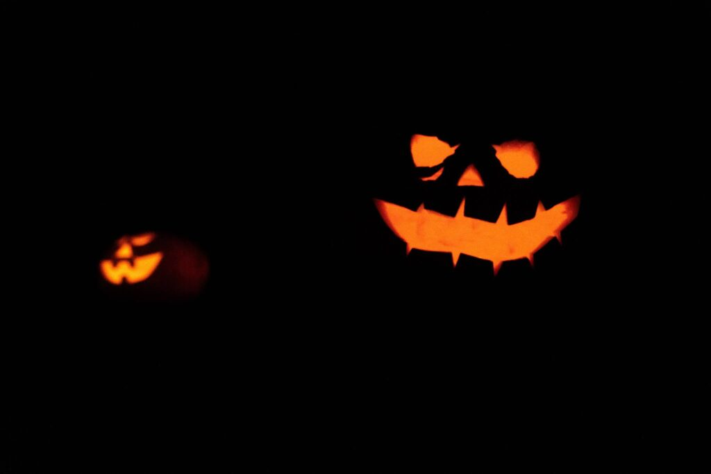 Happy Halloween Background 2021