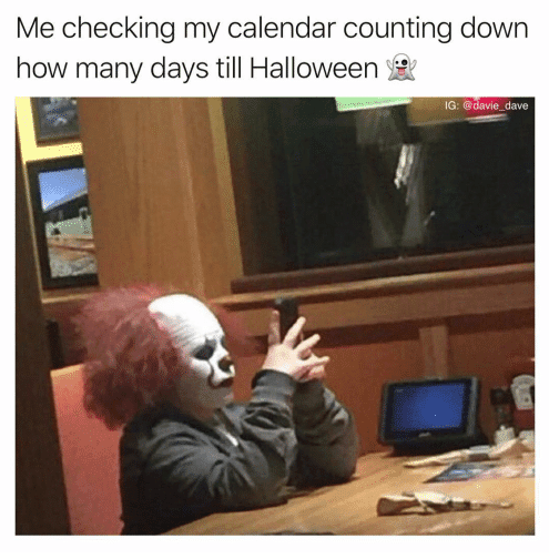Happy Halloween Meme 2021