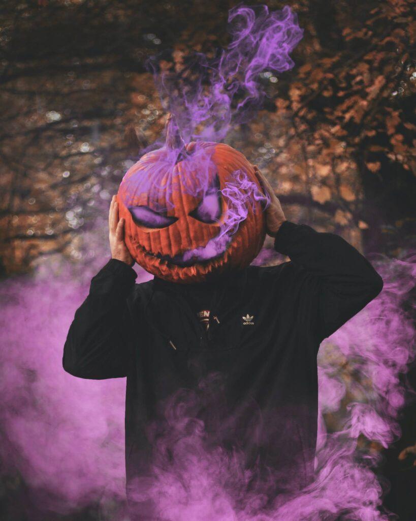 Happy Halloween Pumpkin Photos 2021