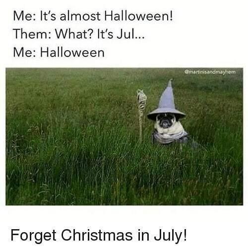 Scary Halloween Memes 2021