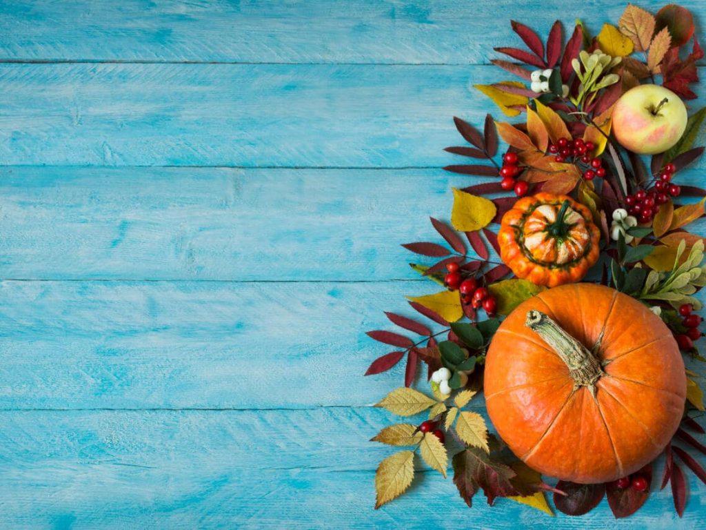 5k thanksgiving wallpaper