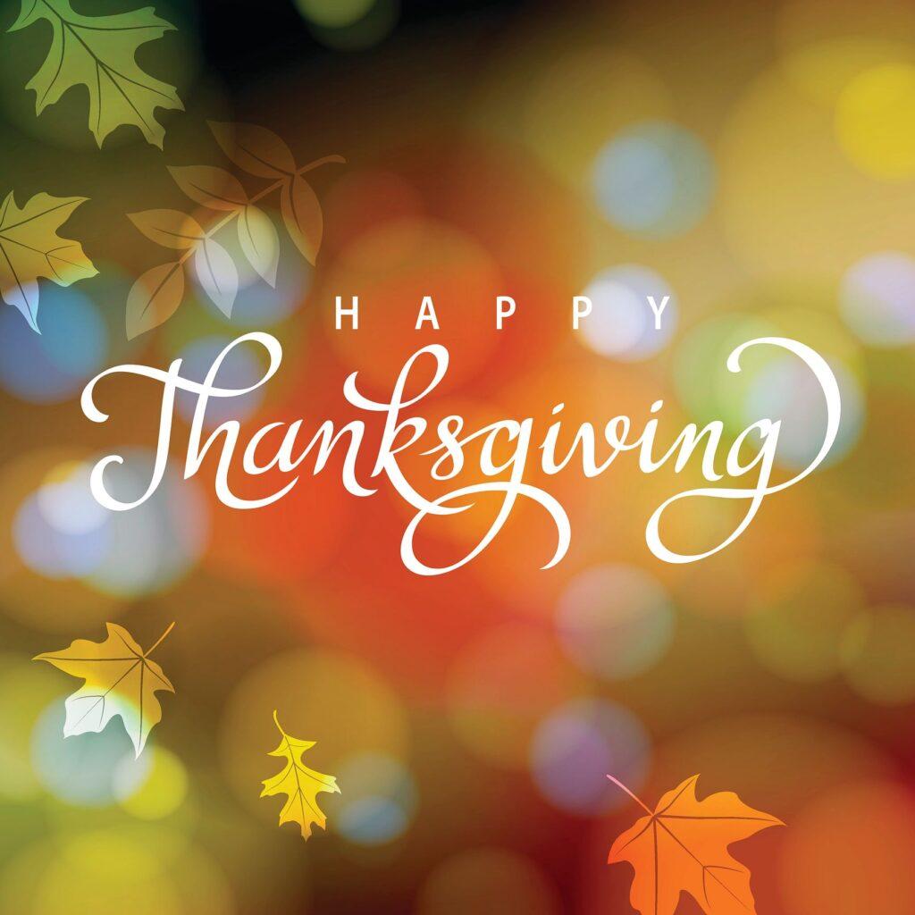 Advance Happy Thanksgiving Photos