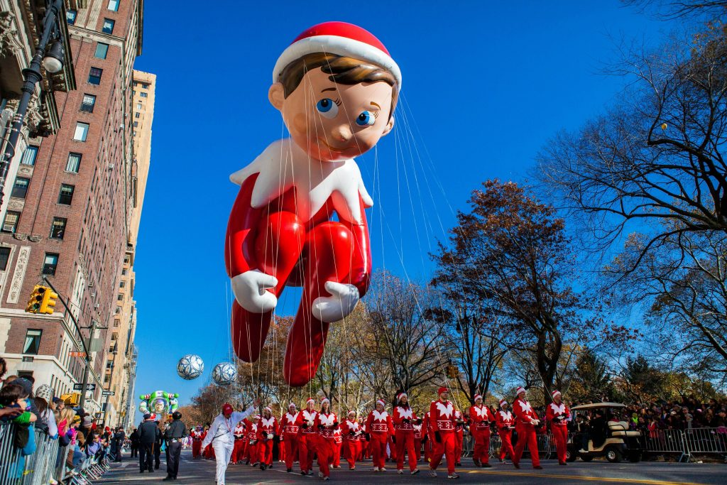 Happy Macy's Thanksgiving day parade pictures