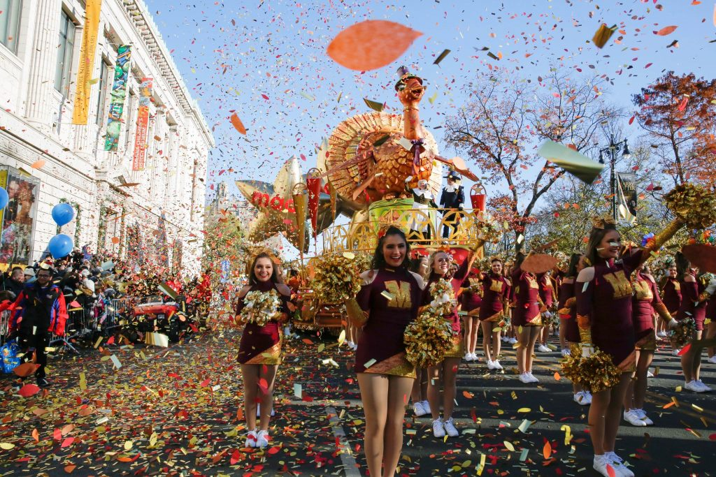 Happy Macy's Thanksgiving day parade pictures 2021