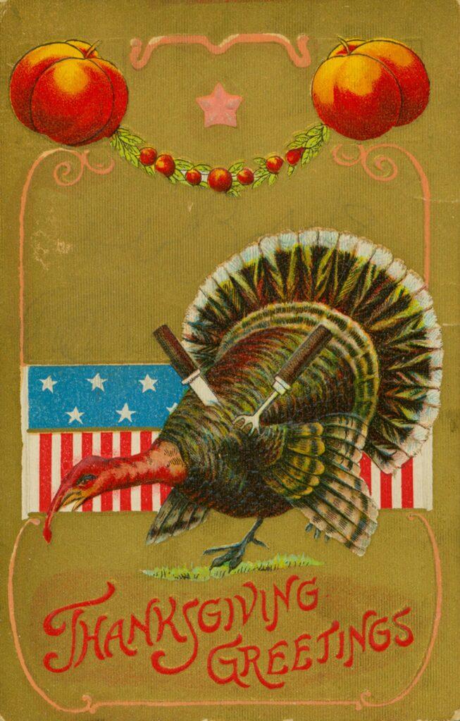 Happy Thanksgiving Greetings 2021