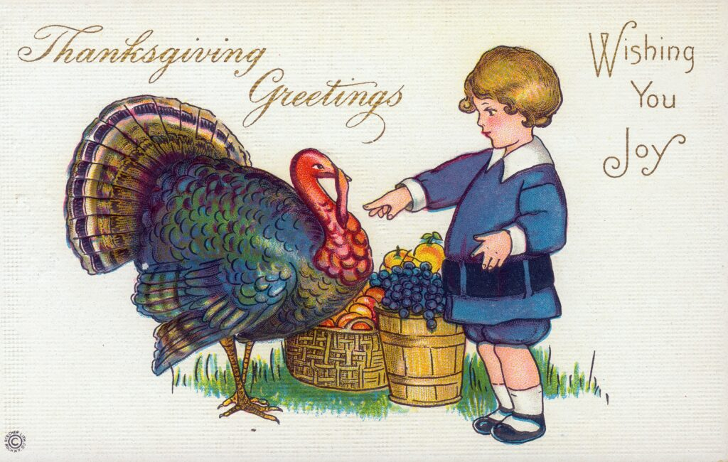 Happy Thanksgiving Greetings Wallpapers