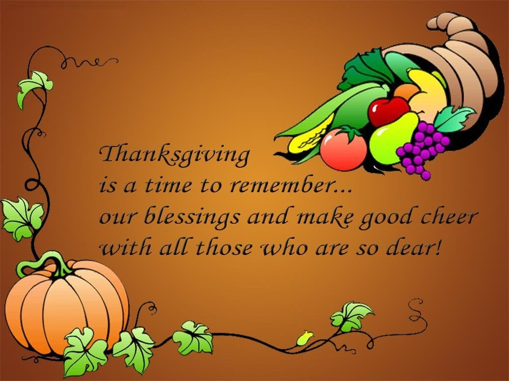 Happy Thanksgiving Wishes 2021