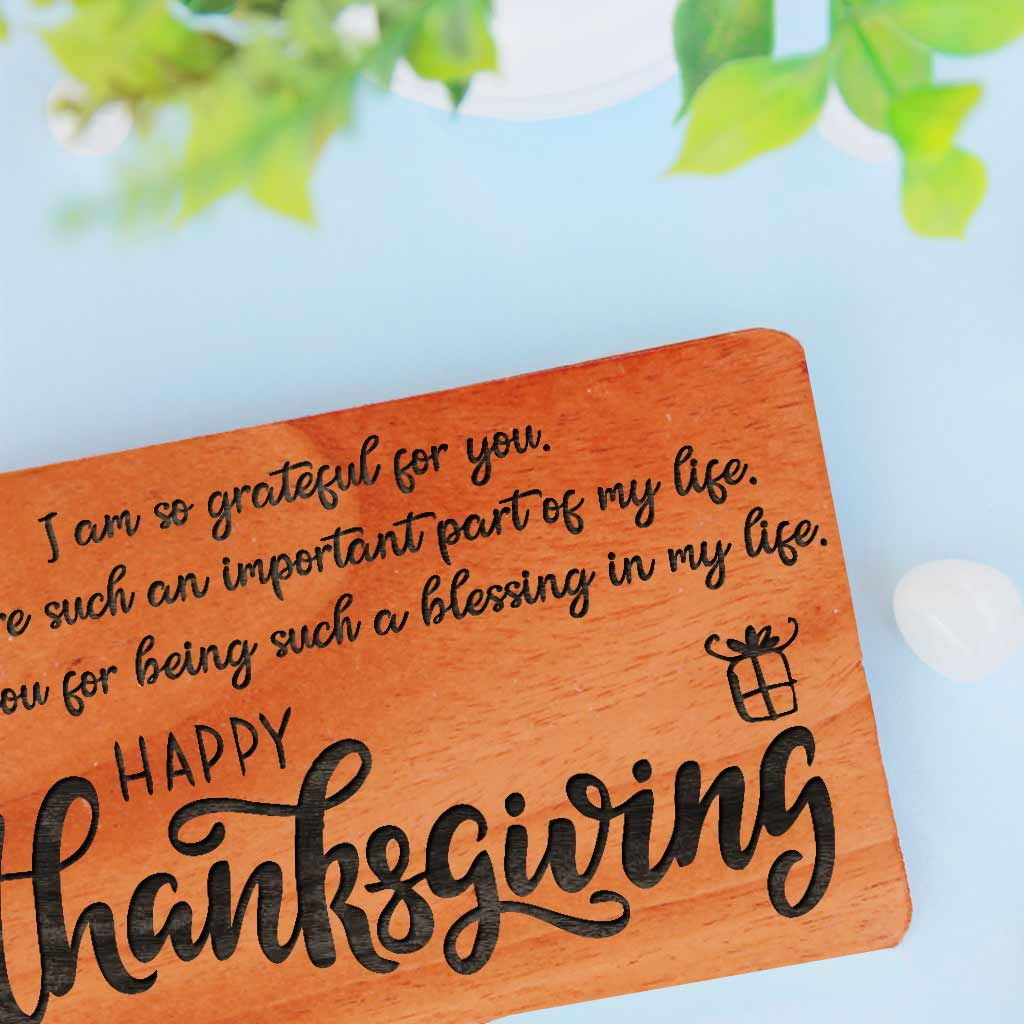 Thanksgiving Cards for Facebook