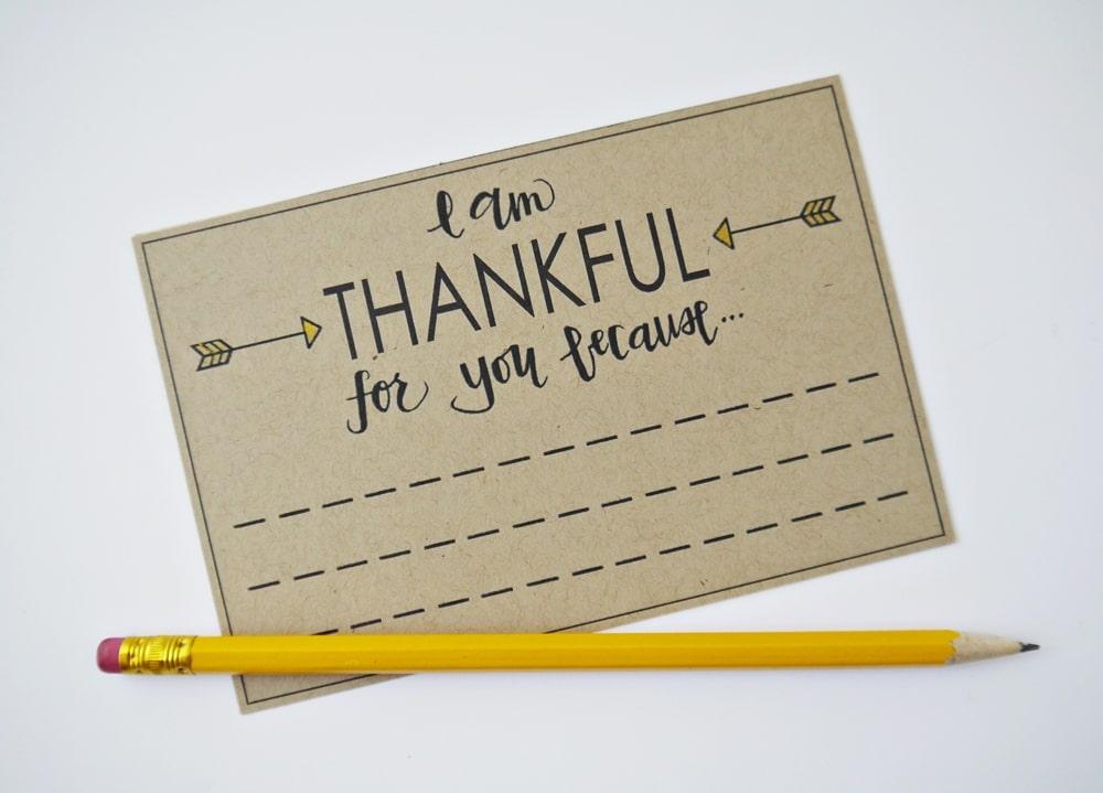 Thanksgiving Greeting Card sayings