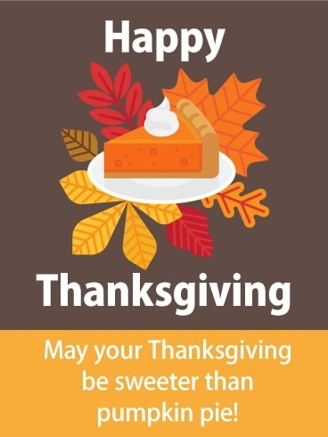 Thanksgiving Messages Pictures