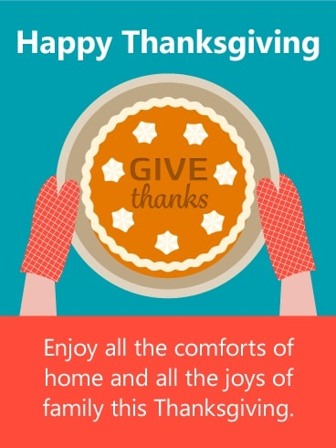 Thanksgiving SMS Images