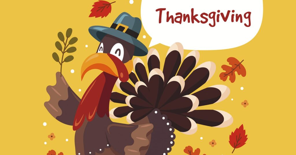 Thanksgiving Snoopy clipart