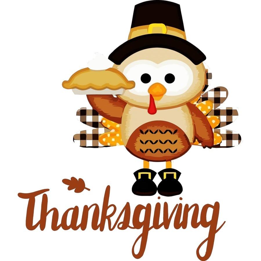 Thanksgiving clip art turkey
