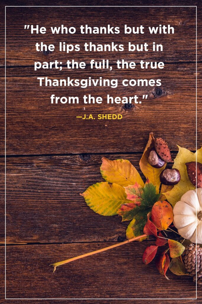 christian thanksgiving quotes