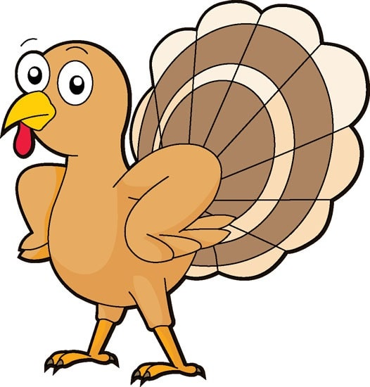 clipart Thanksgiving free