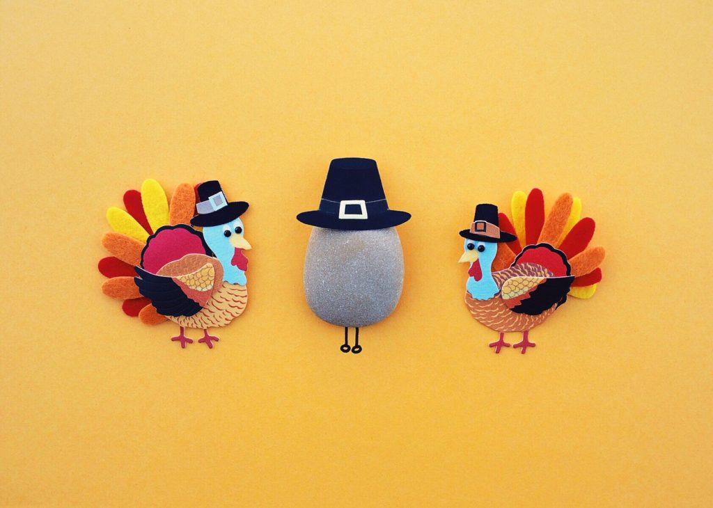 free Thanksgiving Vintage photos
