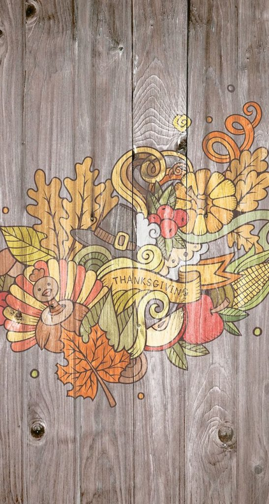 free clip art background thanksgiving