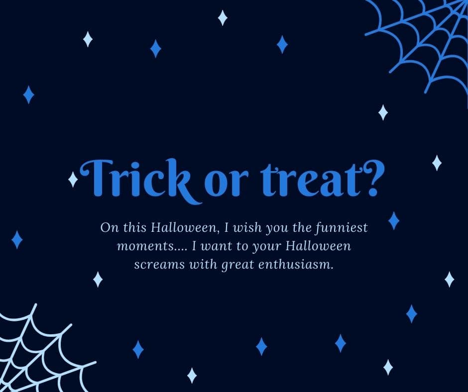 halloween message for a granddaughter