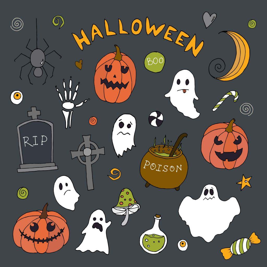 halloween symbols list