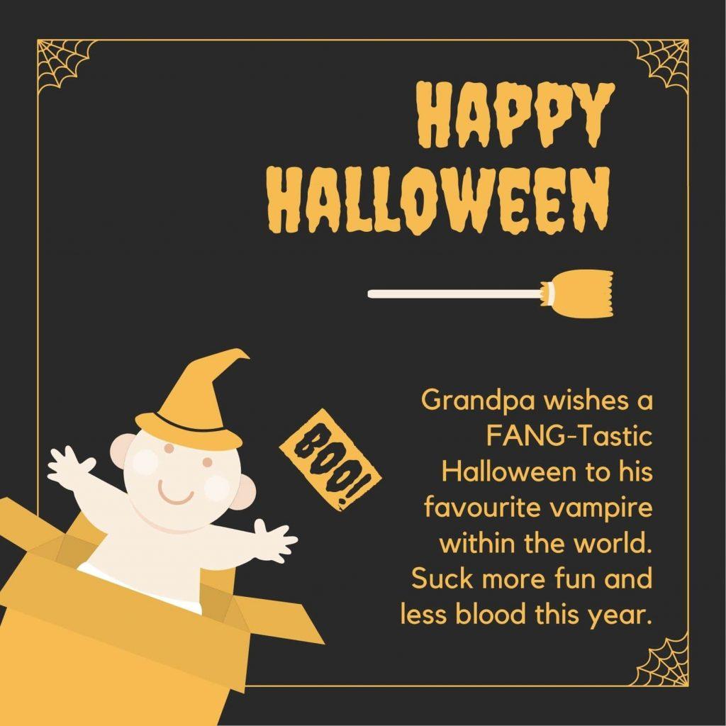 halloween text messages