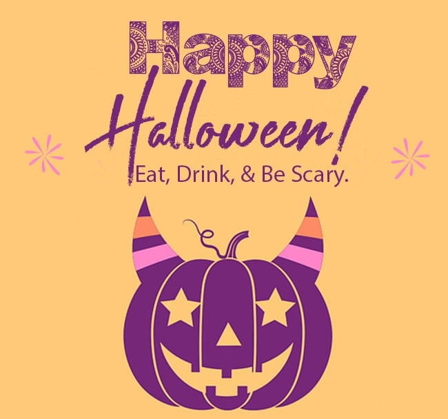 halloween wishes for friends day