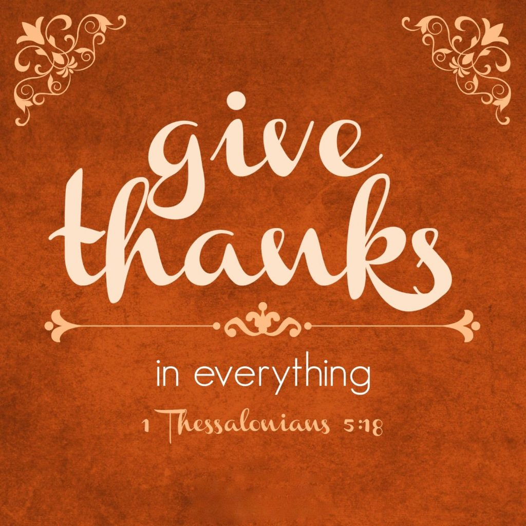 happy thanksgiving blessings to all
