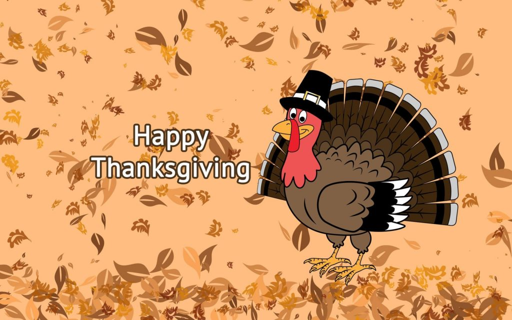 happy thanksgiving pictures to color