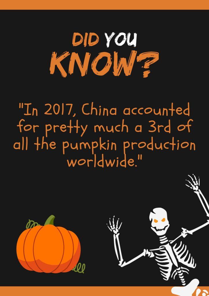 pumpkin growning facts for kids