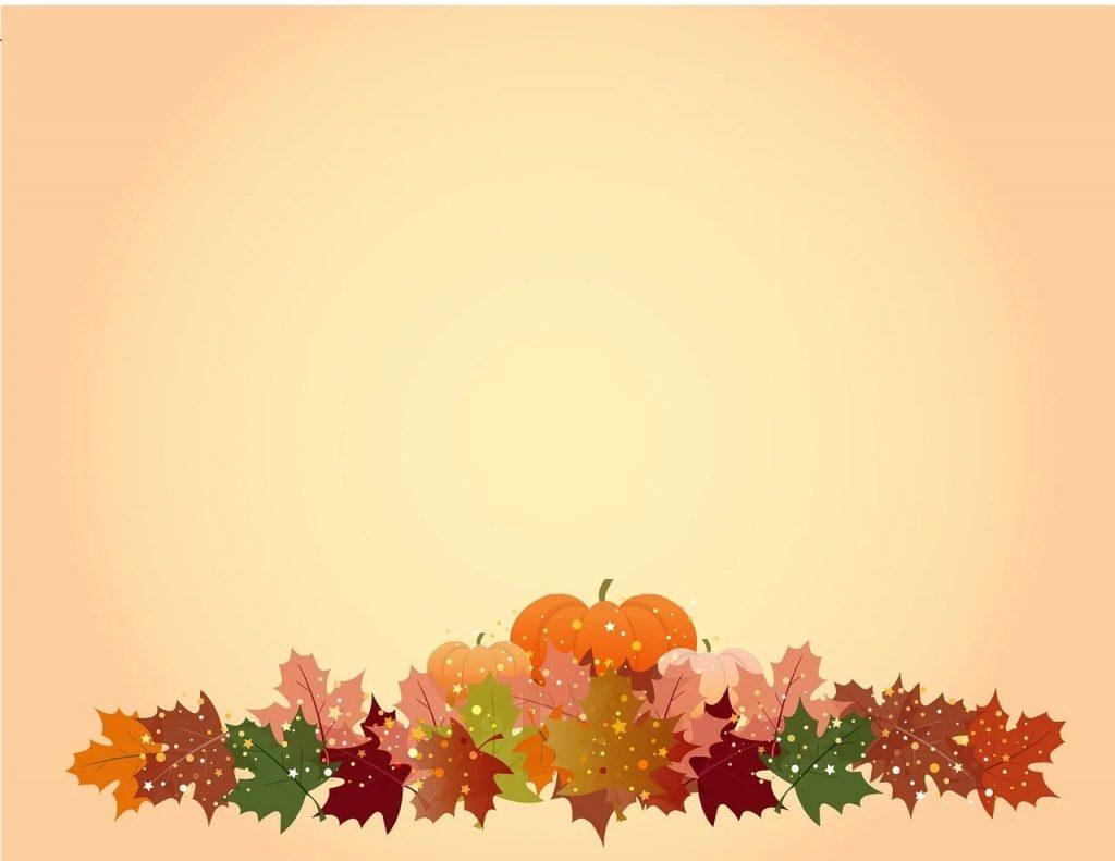 thanksgiving background powerpoint