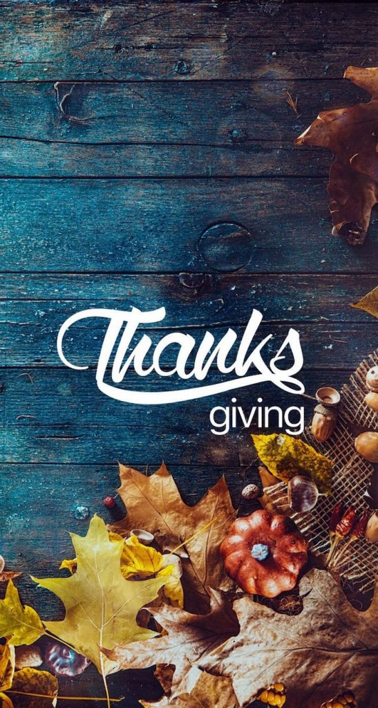 thanksgiving projection backgrounds