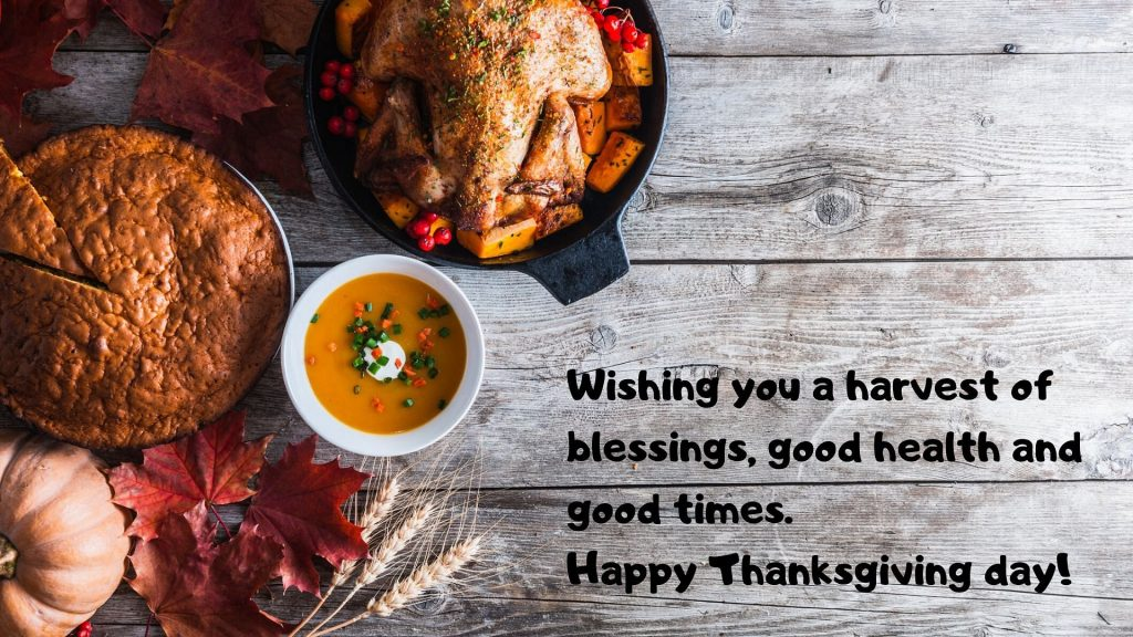 the best happy thanksgiving wishes