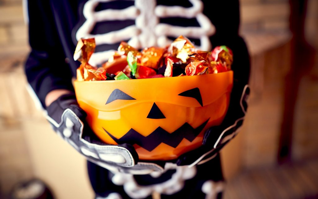 Food safety tips for Halloween