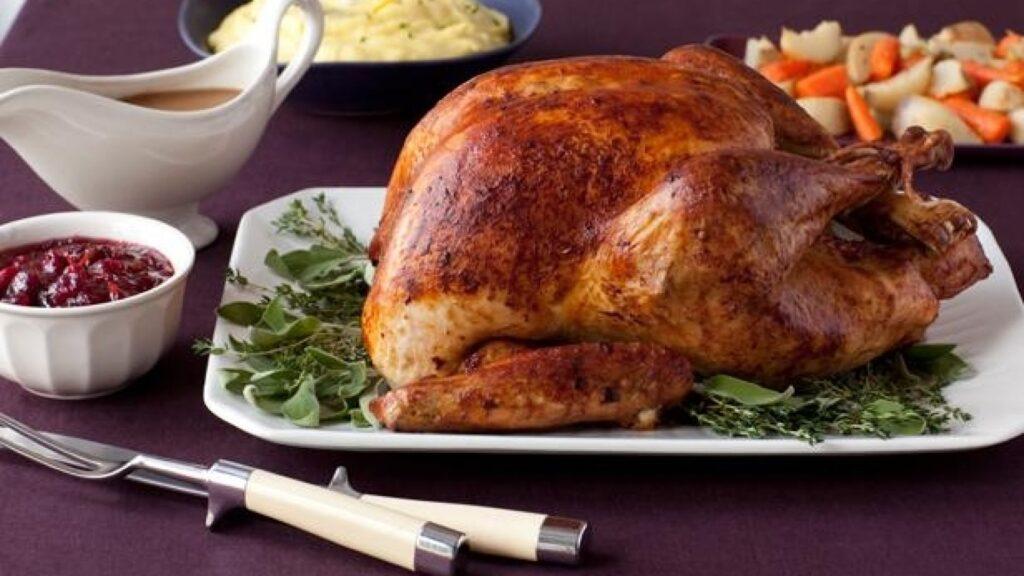 Funny Thanksgiving Turkey Photos