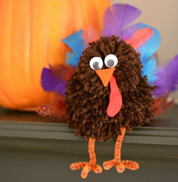 Happy Thanksgiving Crafts