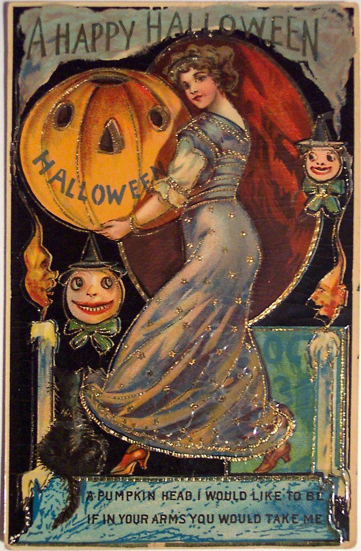 Victorian Halloween