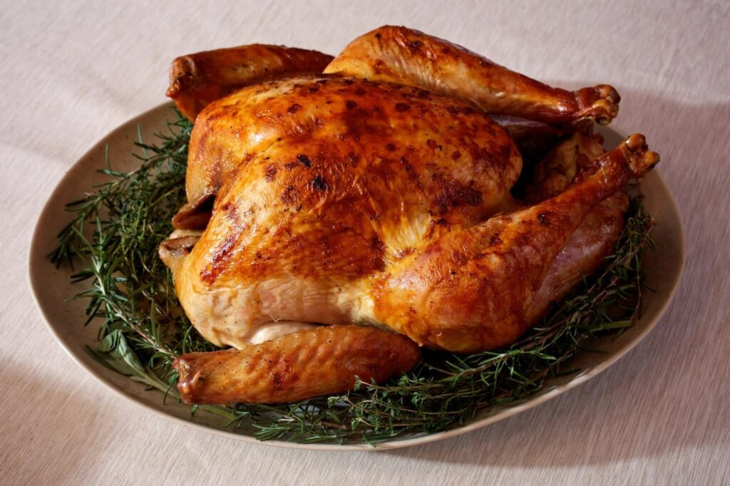 how to cook a turkey in the oven to be moist