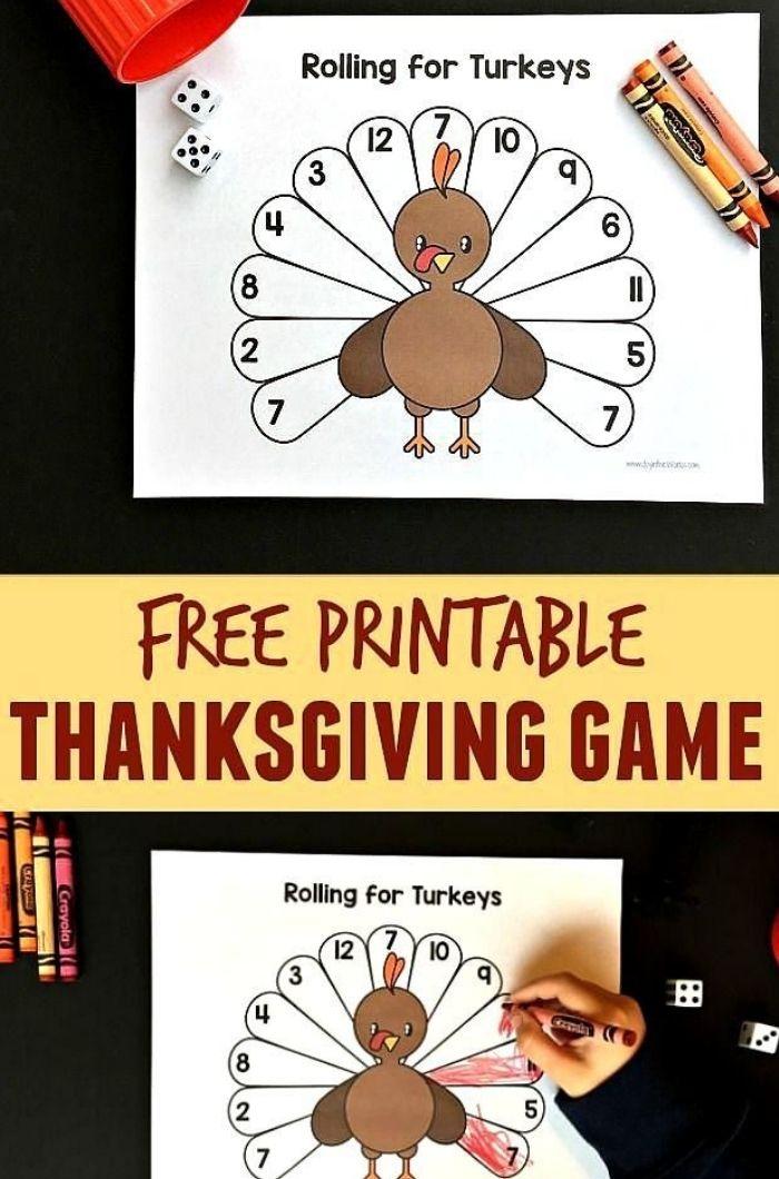 Thanksgiving Games