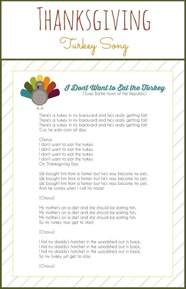 thanksgiving songs lyrics