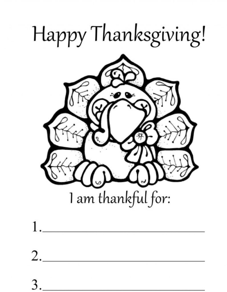 thanksgiving worksheets first grade free